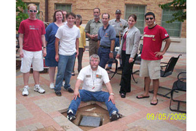 University in Texas - Believed in their Time Capsule