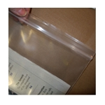 16x24 Clear Zip Bag Heavy Duty Each