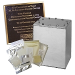 EZ Architect 12x12x24 Bolted Capsule Kit 12x12 Plaque