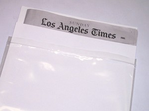 Newspaper File Kit 3pc 12x15 Free Booklet