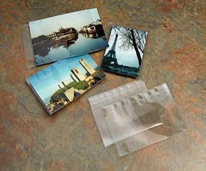 Photo Sleeves Polypropylene for 5x7 pk 10