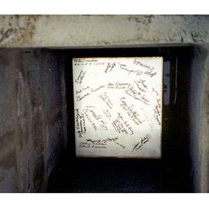 Signed Time Capsule