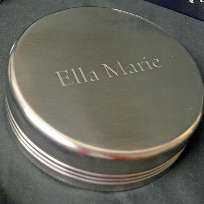 Engraved Mrs Future Lid Ella