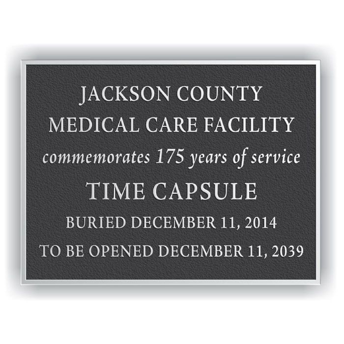 Jackson MCF Plaque 8x6