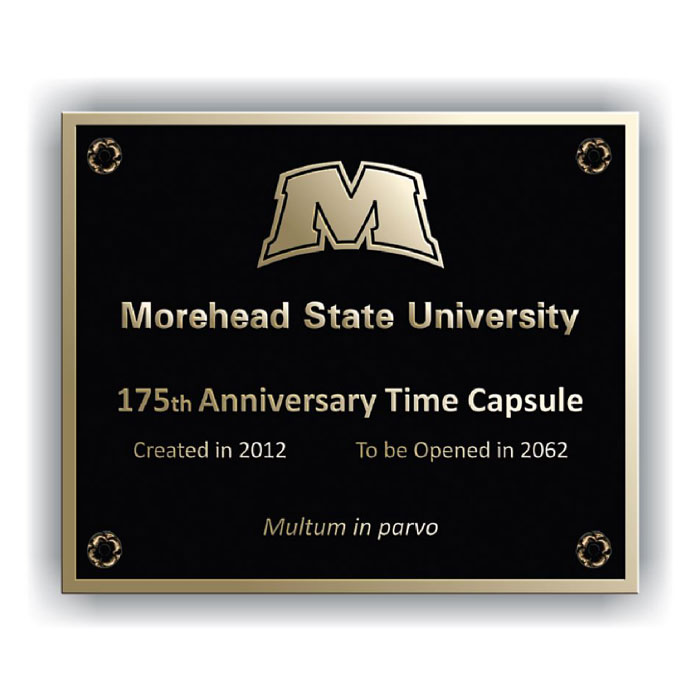 Morehead Plaque 12x10
