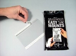 4x6 Easy Mounts for Photos Self Adhesive 24 pk FREE SHIPPING!