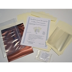 TC Box Kit Document Preservation Storage Small 43 pieces