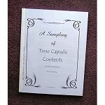 A Sampling of Time Capsule Contents Booklet
