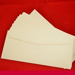 9x4 Archival Paper Envelopes Cream 10 pk