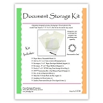 Simple Document Preservation Kit Arnold