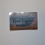 Label Silver for Time Capsule