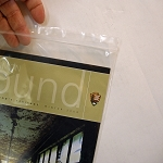 13x18 Poly Zip Pouch 2 mil Clear 10 pk