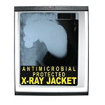 12x10 X-Ray Jackets Antimicrobial pk 25
