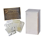 Time Capsule Package Mercury 9x6x15 with small 11779 Kit & 8x10 Plaque
