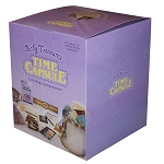 Baby Treasures 7x9 Stainless Time Capsule Set Gift Box