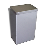 9x6x15 Time Capsule Stainless Box Mercury