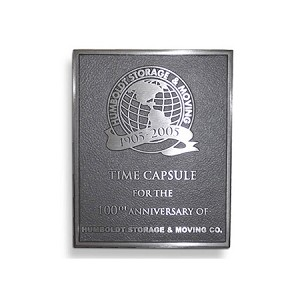 Plaques Aluminum Small 6x8 and 8x10