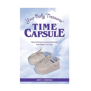 Book Your Baby Treasures Time Capsule: How to Preserve Lasting Memories From Baby's First Year