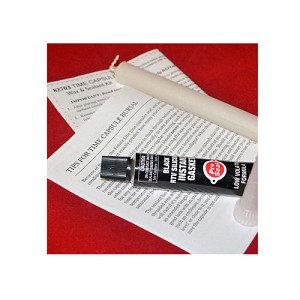 82703 Sealant Kit - option with wax kit, instructions