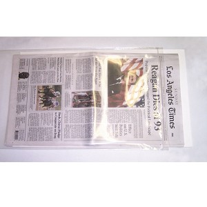 Newspaper File Kit 14x24, with Free Info Booklet